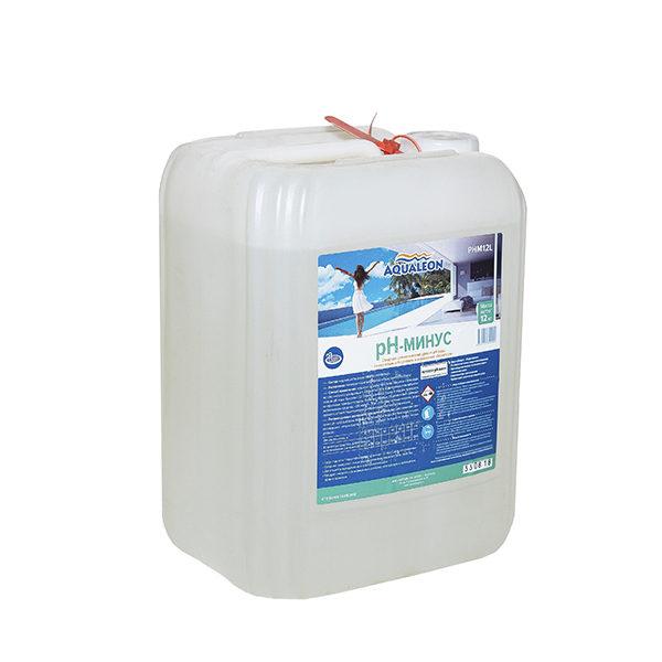 Aqualeon pH-минус (жидкий) 12кг