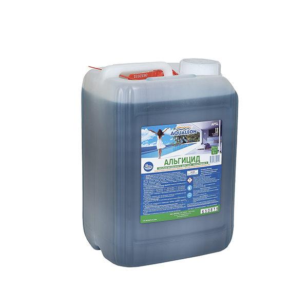 Средство для бассейна от водорослей Aqualeon Альгицид (жидкий) 5 кг