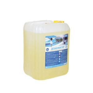 Средство для дезинфекции воды в бассейне Aqualeon жидкий дезинфектор 10л