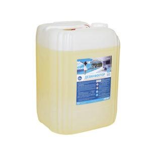 Средство для дезинфекции воды в бассейне Aqualeon жидкий дезинфектор ( 26 кг )