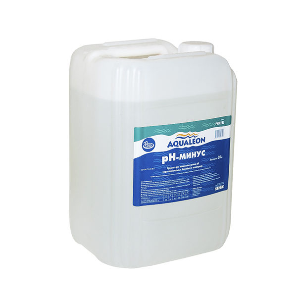 Aqualeon pH-минус (жидкий) 28кг
