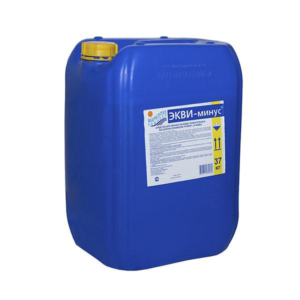 Экви-минус жидкое средство 30л (37кг)