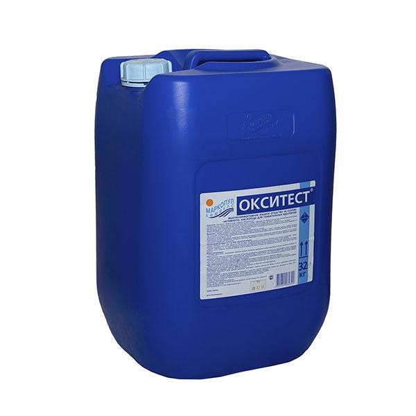 Окситест жидкий хлор 30л (32кг)