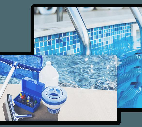 Выполнение комплекса работ по обслуживанию водной среды бассейна