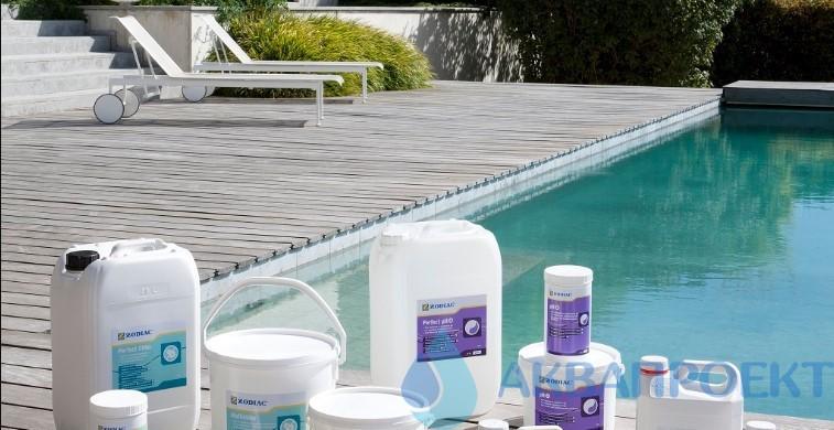 средства для очистки бассейнов