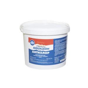 Антихлорамин Аквалеон 5 кг