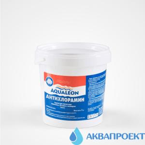 Антихлорамин Аквалеон 1 кг