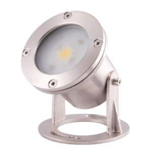 Прожектор LED AquaViva (1led 7W 12V) RGB для фонтана