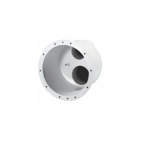 Лицевая и закладная для противотока Fiberpool под бетон