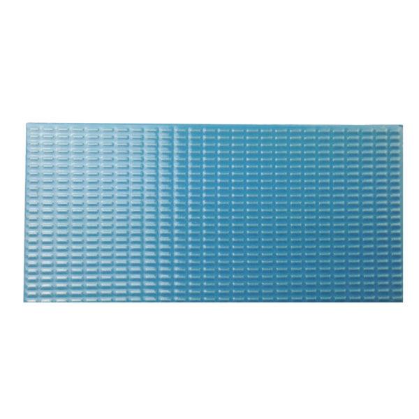 Плитка керамическая противоскользящая Aquaviva YC1-1A (244х119 мм)
