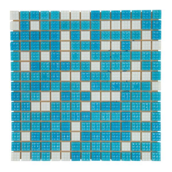 Мозаика стеклянная Aquaviva Bahama светлая вариант 2 A20N(1)+A08N(2)+A07N(2)