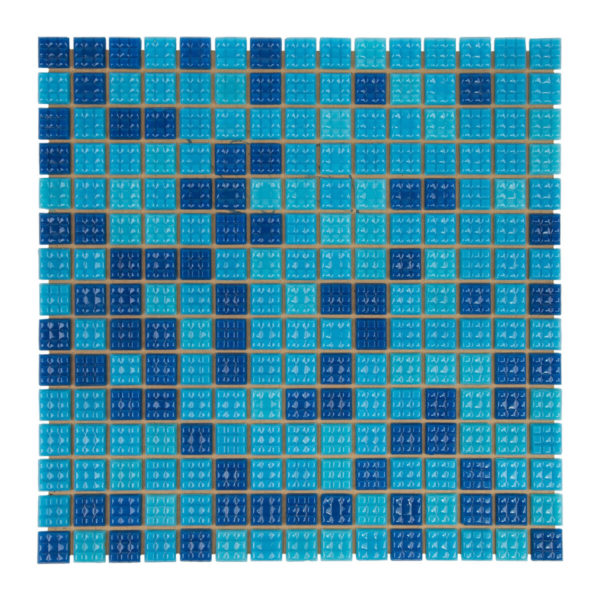 Мозаика стеклянная Aquaviva Jamaika темная B01N(35)+A08N(45)+A07N(20)