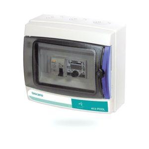 Панель управления фильтрацией Toscano ECO-POOL-230-D 10002506 (230В) с таймером