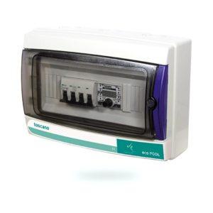 Панель управления фильтрацией Toscano ECO-POOL-400-D 10002510 (380В) с таймером