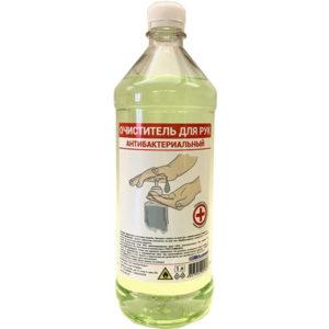 Очиститель для рук антибактериальный 1 л