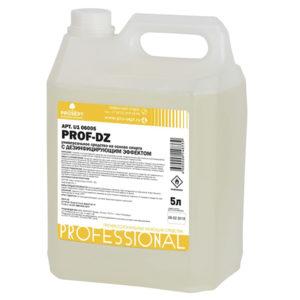 Универсальное моющее средство PROSEPT UNIVERSAL PROF с дезинфицирующим эффектом на основе спирта 5 л