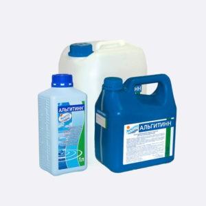 Альгитинн (от водорослей)